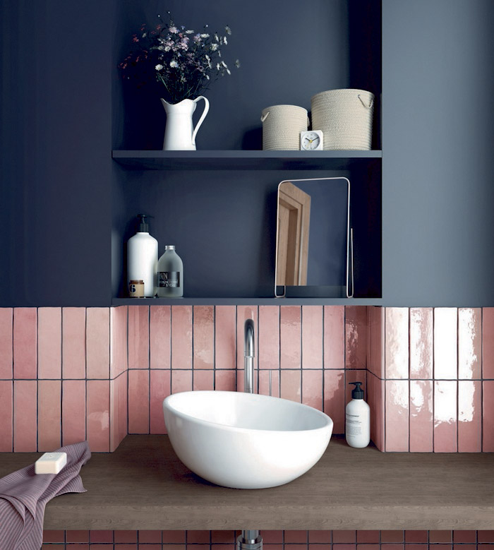 Beauty in the bathroom: Artisano's latest range of pale, handmade ceramic tiles