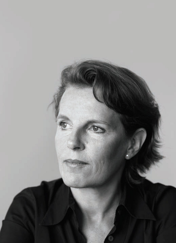 Annabelle Selldorf, Founding principal, Selldorf Architects, ANNABELLE SELLDORF PORTRAIT: BRIGITTE LACOMBE