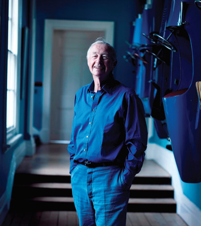 Terence Conran, Designer and founder of Conran and Partners