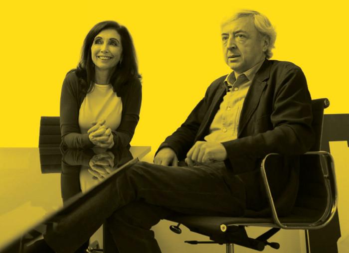 Enrique Sobejano and Fuensanta Nieto, Co-founders, Nieto Sobejano Arquitectos