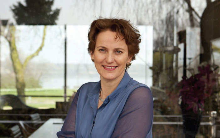 Francine Houben, Founding partner and creative director, Mecanoo, FRANCINE HOUBEN PORTRAIT: MECANOO