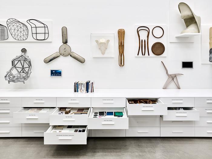 Vitra Design Museum Schaudepot