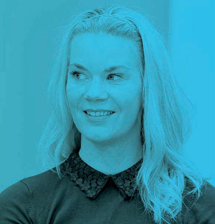 Christina Bohm, senior interior designer, 3D Reid