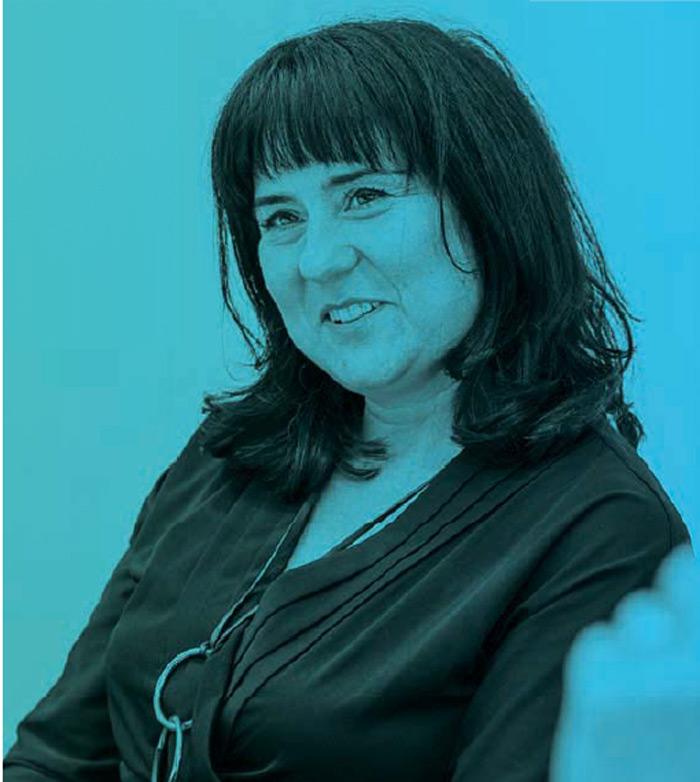 Francesca Gernone, head of interiors, Fletcher Priest Architects