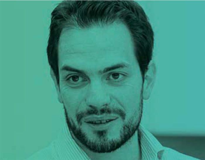 Simon Wyatt sustainability partner, Cundall Engineering