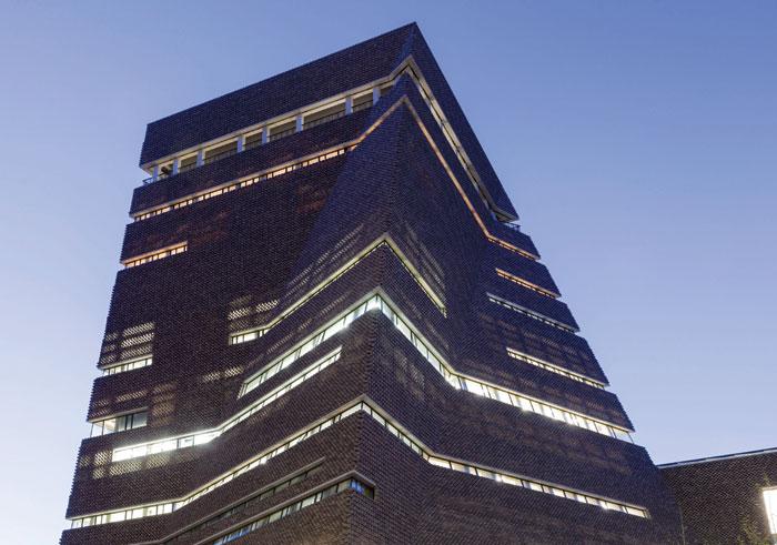 Tate Modern Extension. Image Credit: Iwan Baan