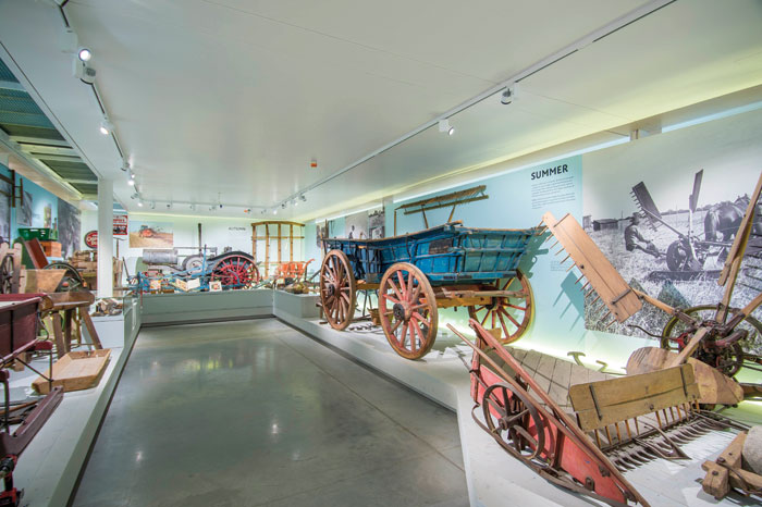 Museum of English Rural Life, University of Reading. Image Credit: Edward Sumner
