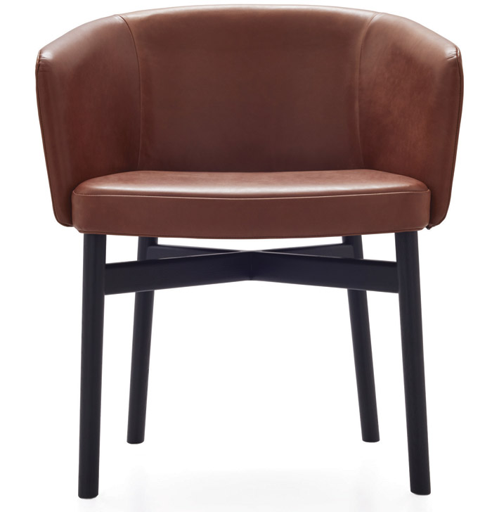 Krusin Chair, designed by Marc Krusin for Knoll