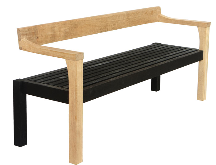 Floating Bench, designed by Simon Pirie for Sitting Spiritually