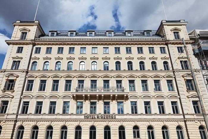 Hotel St George in Helsinki.