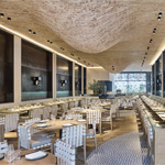 Best Bar or Restaurant : Fucina Restaurant by Andy Martin Architecture