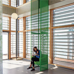Public Sector Winner : New Cancer Centre at Guys Hospital by Rogers Stirk Harbour + Partners and Stantec Architecture
