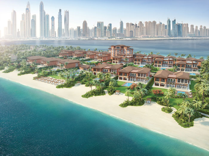 The XXII Carat development will see 22 luxury beachfront villas sitting in a gated community