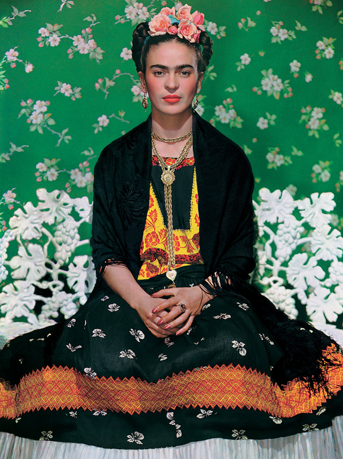 Frida Kahlo: Making Her Self Up Until 4 November V&A