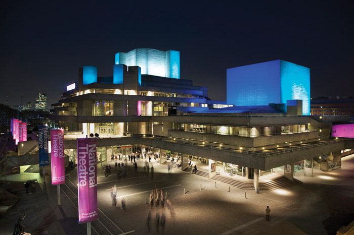 National Theatre - Haworth Tomkins' elegant refurbishment of the national Theatre is noteworthy for the Hl as while the practice is cutting-edge and contemporary at the nT it's done 'the most sensitive, philosophically perfect conservation work'