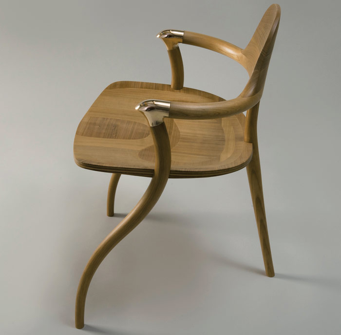 Mulberry 3 chair, for Rosaline and Henry Wong, Hong Kong