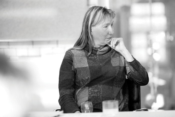 Theresa Dowling (chair), editorial director, FX Magazine