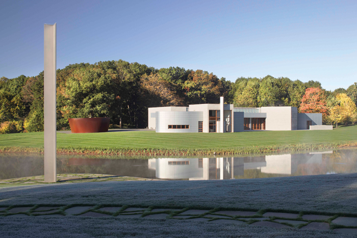 The private museum Glenstone is about to become one of the USA's largest, to a design by Thomas Phifer and Partners