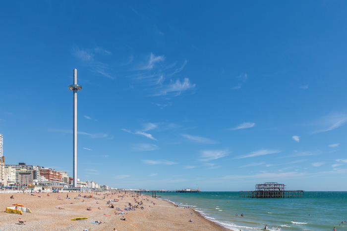 i360 observation tower