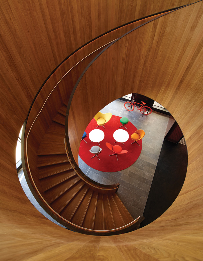 One of the hotel's chain's latest projects is CitizenM Shoreditch