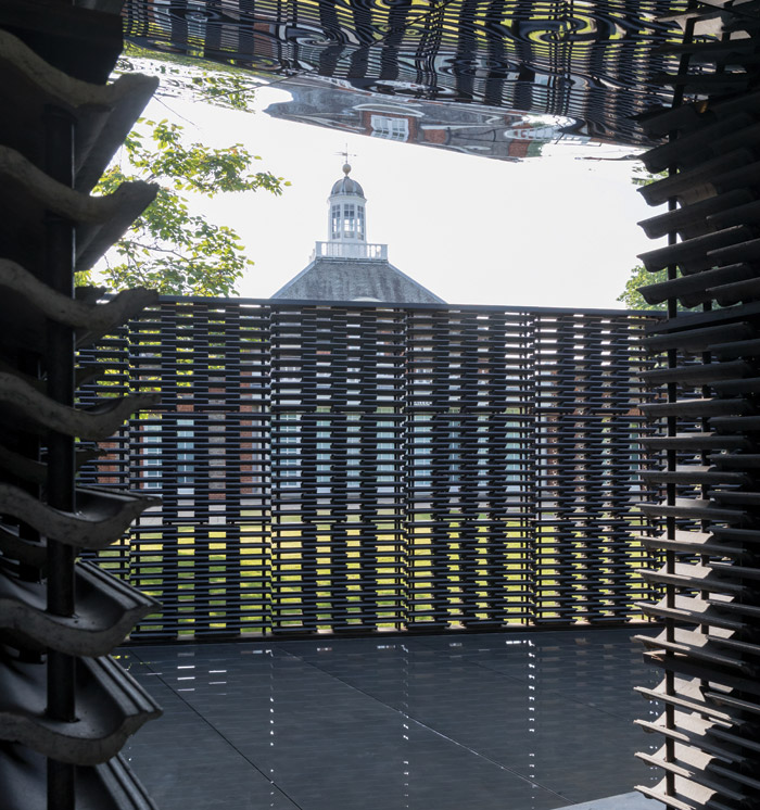 Serpentine Pavilion, 2018, by Freda Escobedo