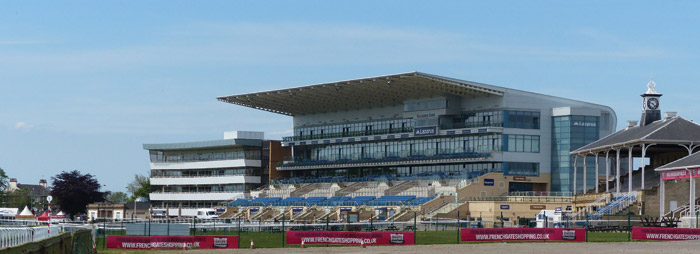 At Doncaster, the stand Star Trek was designed by Mieczyslaw Bienkowski and Jan Bobrowski and later revamped by the same practice