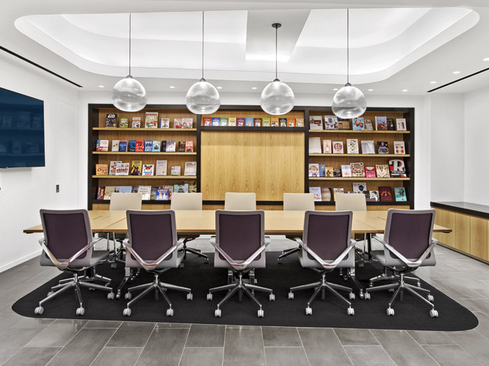 Abrams: one of the workplaces opening its doors for AWA's Workplace Week New York