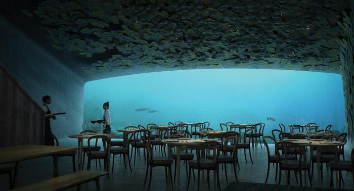 Snøhetta Restaurant