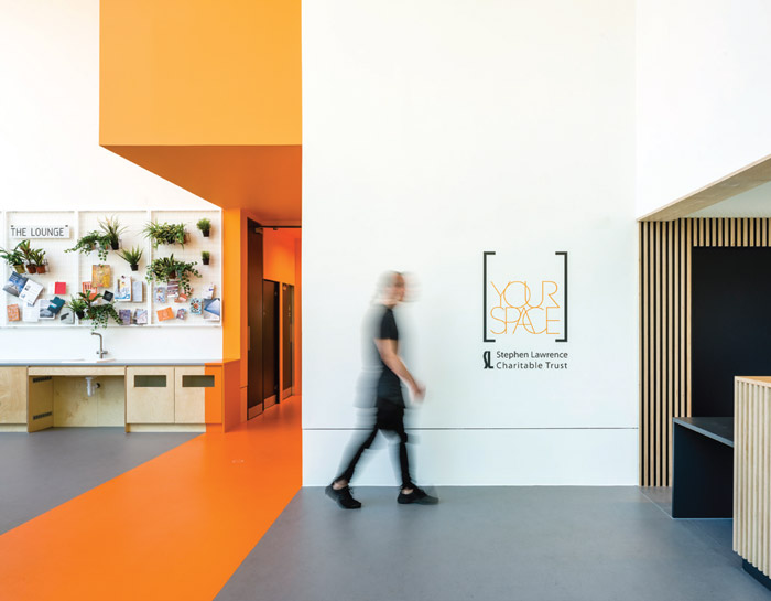 Your Space by Gensler