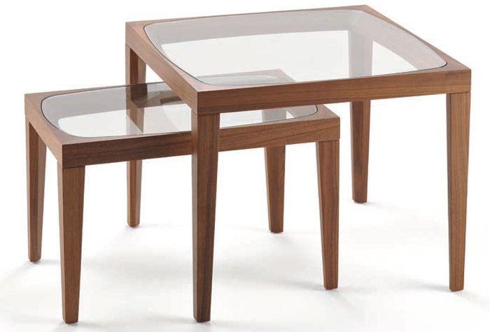 Goodwood Console and Coffee Tables by Morgan