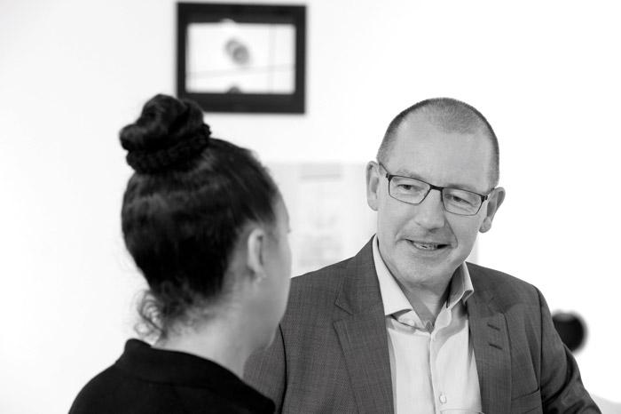Johannes Aa. Saugbjerg, CEO, Vola