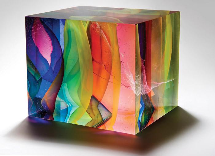 Tim Rawlinson - Tesseract - photo by Ester Segarra