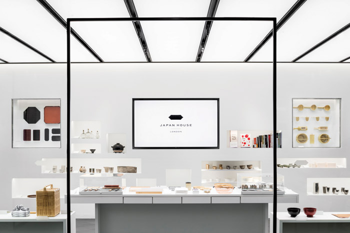 The shop, where the lines between retail and gallery are blurred, introduces Japanese products, their provenance and the designers and artists who make them