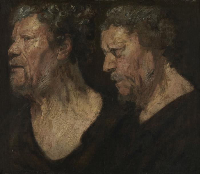 SANGUINE/BLOEDROOD: Luc Tuymans on Baroque