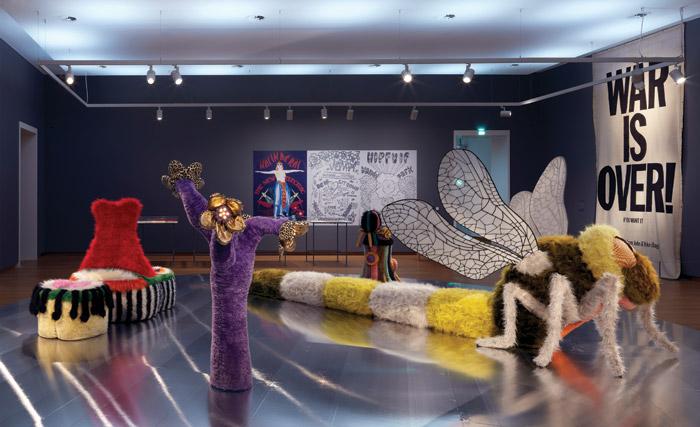 Ferdi's Hortisculptures (1966–9) on show at the Stedelijk