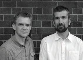 Roland Karthaus and Jonathan McDowell