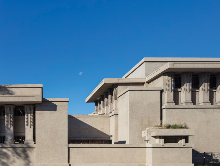 Unity Temple in Oak Park, Illinois. Credit: Tom Rossiter Courtesy Of Harboe Architects