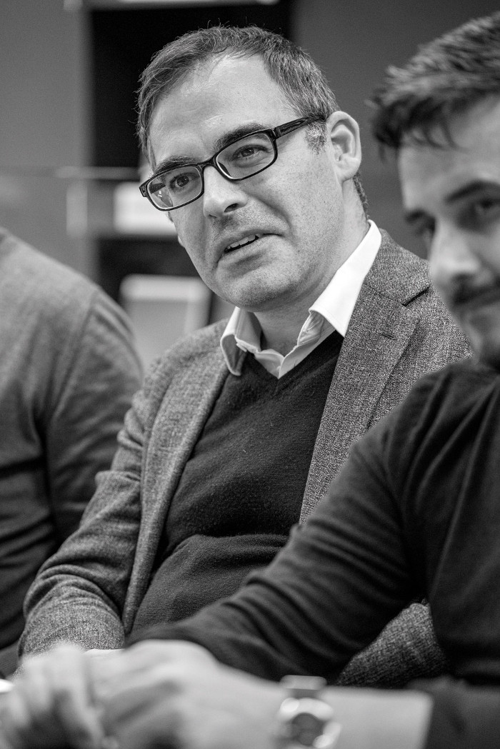 Andrei Martin, partner, PLP Architecture