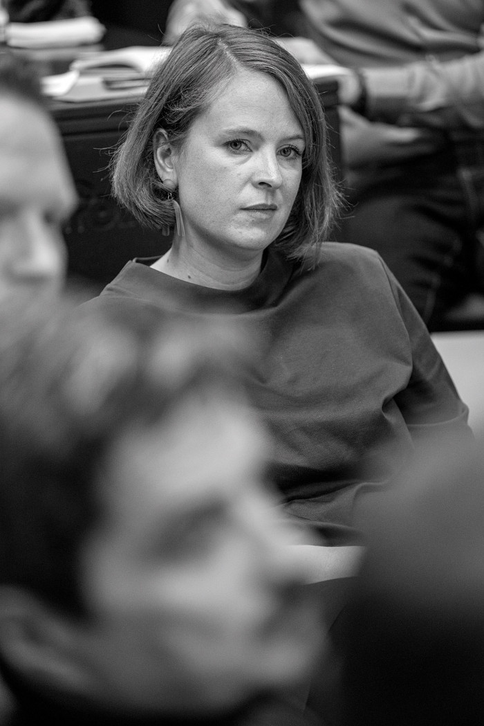 Emily Cassel, associate, LOM Architecture