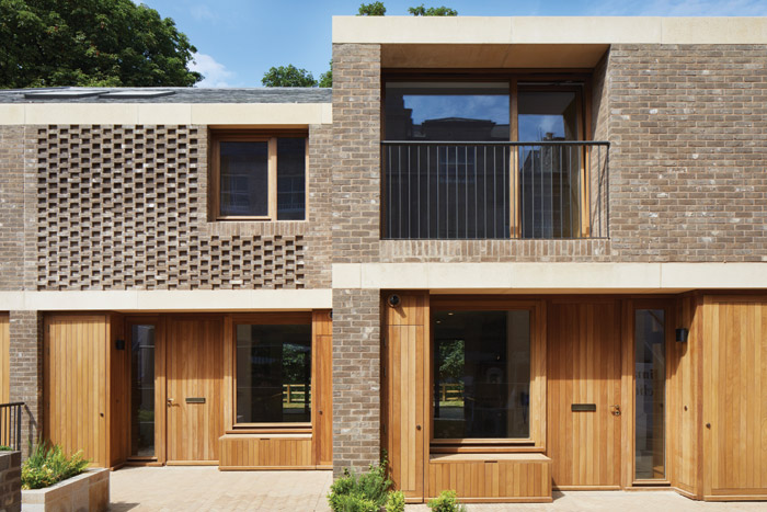 Morris + Company's Wildernesse Mews in Kent replaces an old stable yard