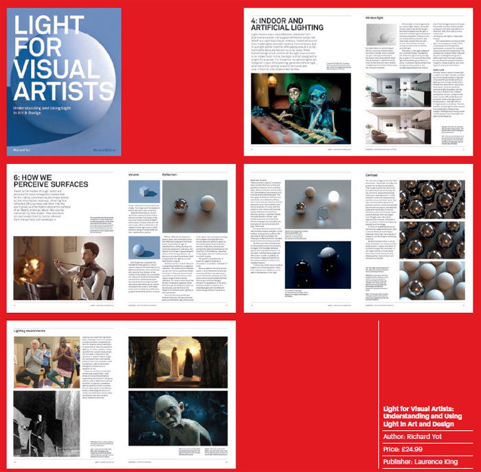 Light for Visual Artists: Understanding and Using Light in Art and Design
