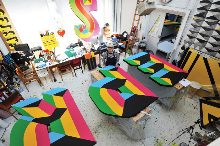Studio Myerscough. Image credit: Luke Morgan.