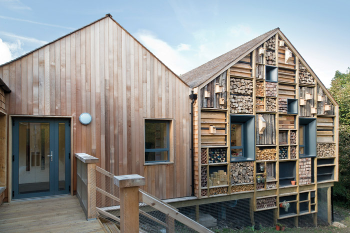 Mellor Primary School was shortlisted for a Stephen Lawrence Prize.  Credit: Beccy Lane