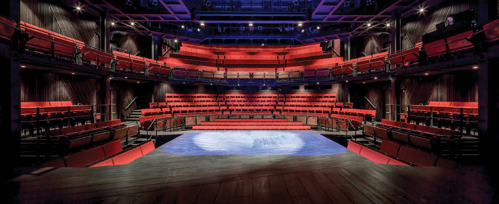 The Storyhouse is said to offer 'flexibility in how different performances can be staged'