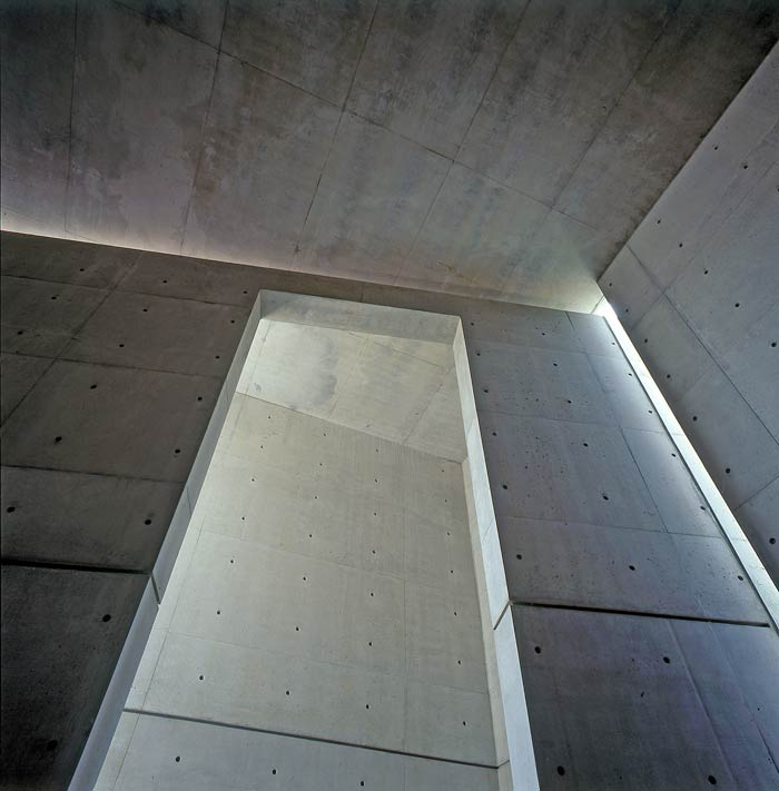 The Church of the Light in Ibaraki, Japan, by Tadao Ando