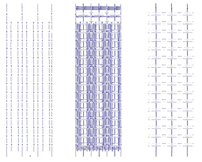 Bay elevation and an elevation study