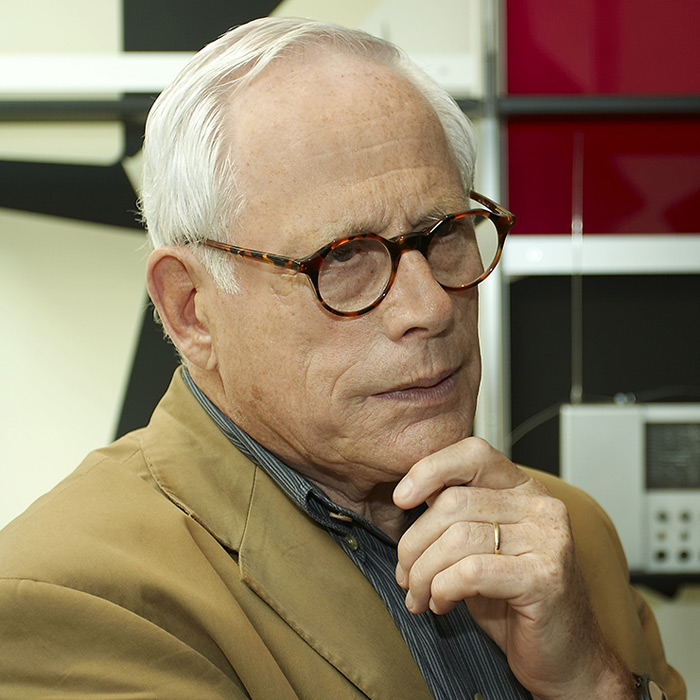 Dieter Rams: 'Ripping away the frivolous and unnecessary
