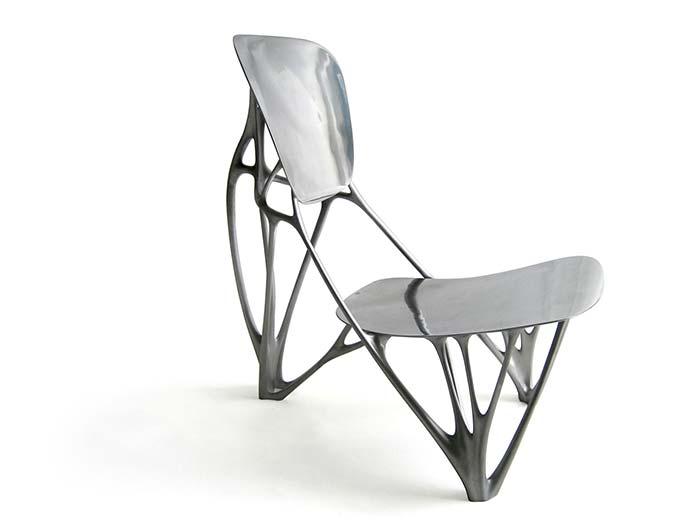 Radical furniture: Joris Laarman's Bone Chair…