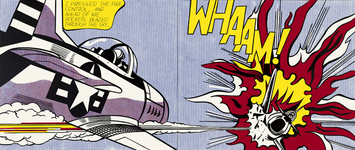 Tate © Estate of Roy Lichtenstein
