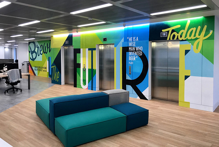 Paintshop's work at innovation and investment firm Zx Ventures